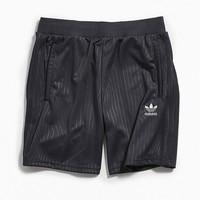 adidas Pinstripe Pull-On Short   Urban Outfitters
