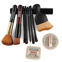 5 Pcs Eye Makeup Brushes Set