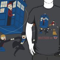 British at heart T-Shirts & Hoodies
