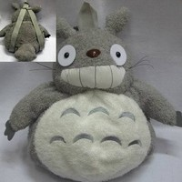 "My Neighbor Totoro Backpack plush Bag 20"" (50CM) Anime Plush Bag Cosplay"