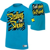 Dolph Ziggler Stealing The Show Authentic T-Shirt - WWE