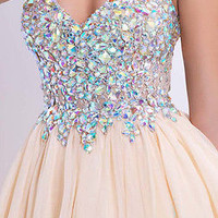 Short/Mini Formal Prom Dress Cocktail Ball Evening Party Dress Homecoming Dress