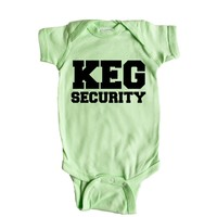 Keg Security Baby Onesuit