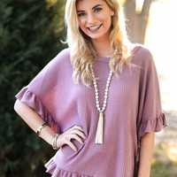 Keep In Touch Top | Monday Dress Boutique
