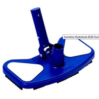 """11.25"""" Swimming Pool Weighted Liner Butterfly Vacuum Head with Bumper"""