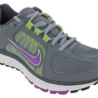 Nike Women's NIKE ZOOM VOMERO+ 7 WMNS RUNNING SHOES 7.5 (WOLF GREY/MGNT/CL GREY/SMMT WHITE)