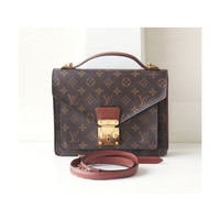 Louis Vuitton Bags, Monogram Monceau Authentic Vintage handbag