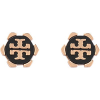 TORY BURCH - Walter logo earrings | selfridges.com