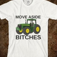 MOVE ASIDE BITCHES - Cash Cow