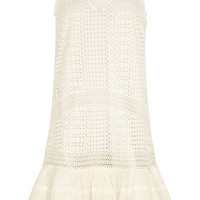 J.Crew - Collection broderie anglaise cotton dress