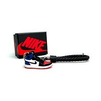 3d Sneaker Keychain- Air Jordan 1 Retro Top 3