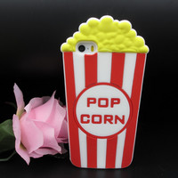 Popcorn iPhone case phone