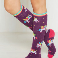 Myth You Like Crazy Socks | Mod Retro Vintage Socks | ModCloth.com