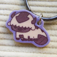 Appa Key chain Avatar the Last Airbender by thebluecanary on Etsy