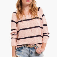 College Ruled Sweater $52