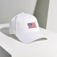 Harding Lane Embroidered Baseball Hat   Urban Outfitters