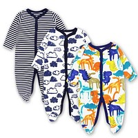 Baby Clothing born jumpsuits Baby Boy Girl Romper Clothes Long Sleeve Infant Product Baby Clothes