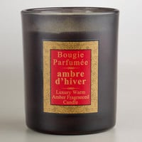 Warm Amber French Candle | World Market