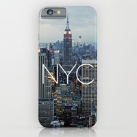 NYC iPhone & iPod Case by Tumblr Fashion