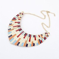 Shiny New Arrival Gift Jewelry Patchwork Stylish Necklace [6586318983]