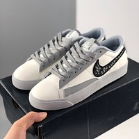 Nike Dior sport casual low-top shoes for men and women