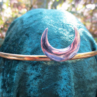 Crescent Moon on Circlet