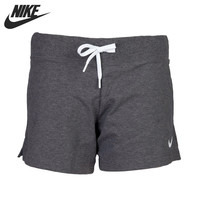 Original New Arrival NIKE Women's Knitted Shorts Sportswear