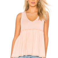 BB Dakota JACK by BB Dakota Haven Tank in Coral Pink
