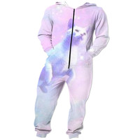 Galaxy Cat Onsie