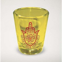 Go Fuck Your Inner Self Shot Glass - 1.5 oz. - Spencer's