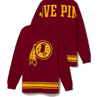 Washington Redskins Varsity Crew - PINK - Victoria's Secret