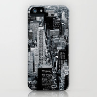 NYC - Big Apple iPhone Case by Davide Carnevale   Society6