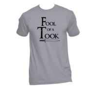 Fool of a Took, Lord of the Rings American Apparel Unisex T Shirt