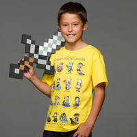 J!NX : Minecraft Career Opportunities Youth Tee