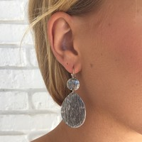 Storm Pendent Earring