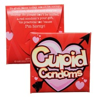 Global Protection Cupid Valentine's Day Condom