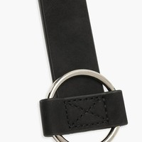 Plus Circle Buckle Thread Through Belt | Boohoo