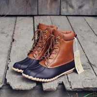 Oak Harbor Duck Boot
