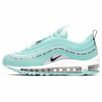 Nike Air Max 97 Stringed Reflective Bullet Cushion Sneakers