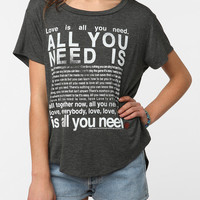 Urban Outfitters - Lords of Liverpool Love Tee