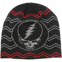 Grateful Dead Men's SYF Beanie Black