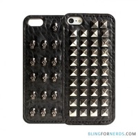 Leather Stud Case - iPhone 6