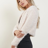 All The Feels Fuzzy Cardigan