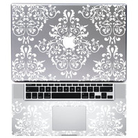 """Total skinclassic border. Macbook decal vinyl. Avaliable for Macbook ( pro/air) 13"""" 15"""" 17"""" and ipad"""