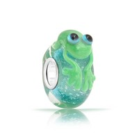 Bling Jewelry Prince Frog Charm
