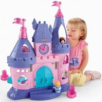 Fisher-Price Little People Disney Princess Songs Palace (Discontinued by manufacturer)