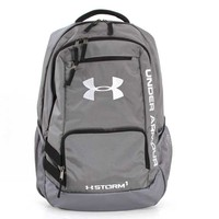 Under Armour Team Hustle Backpack in Grey 1272782-040