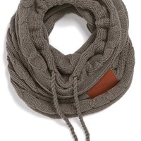 Bickley + Mitchell Cable Knit Acrylic Neck Gaiter   Nordstrom