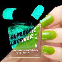 SuperChic Monster Blood Nail Polish (The Night Of Terror Collection)