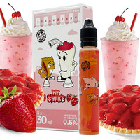 Strawberry Pie Shake - Pie Shake Vape E Liquid